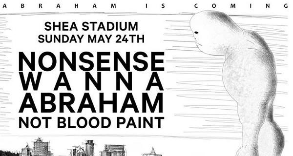 Not Blood Paint, Abraham, Wanna & Nonsense