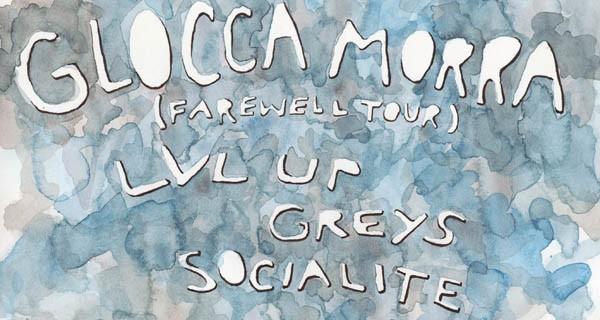 Glocca Morra, LVL UP, Greys & Socialite