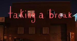 takingbreak