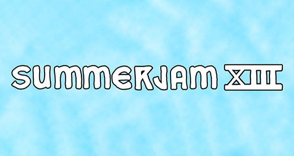 SUMMERJAM XIII